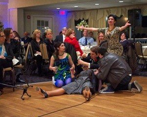 Death Dances the Tarantella, April 2015