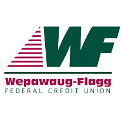 Wepawaug-Flagg Federal Credit Union logo
