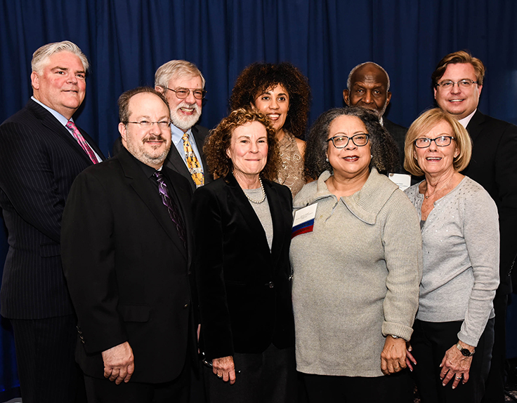 Education Foundation Board of Directors 2018