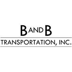 B and B Transportation logo