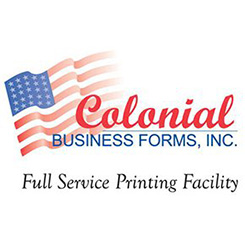 Colonial Business Forms Logo