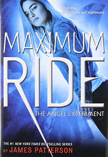 Maximum Ride book cover