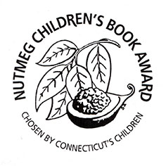 Connecticut Nutmeg Children's Book Award Logo